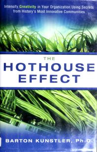 Cover of: The hothouse effect | Barton Lee Kunstler
